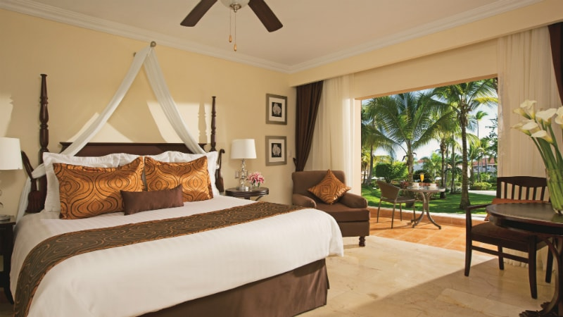 Deluxe Room at Dreams Palm Beach Punta Cana
