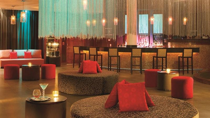 Desires Nightclub at Dreams Palm Beach Resort & Spa