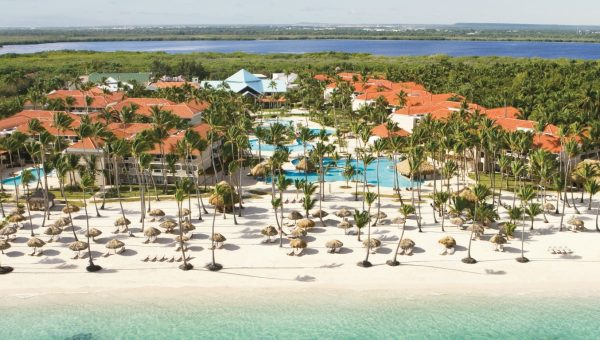 Dreams Palm Beach Punta Cana in Dominican Republic