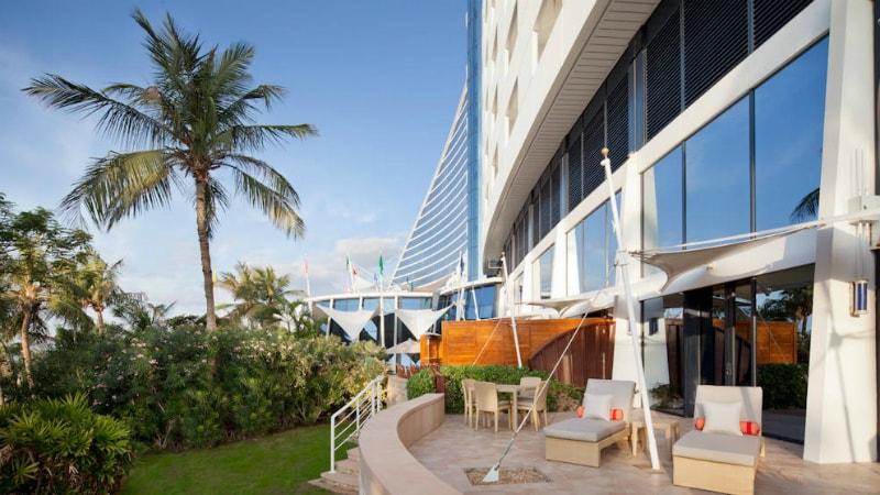 Family Garden Suite at Jumeirah Beach Hotel
