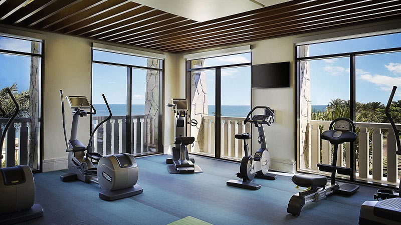 Fitness Centre - Luxury Holiday at Sofitel The Palm | Just Fly Business