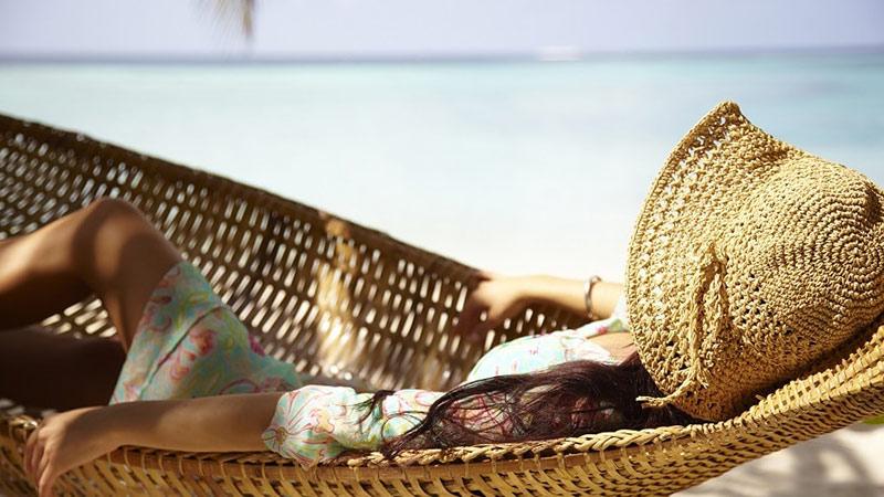 Hammock - Luxury Holiday at Baros Maldives | Just Fly Business