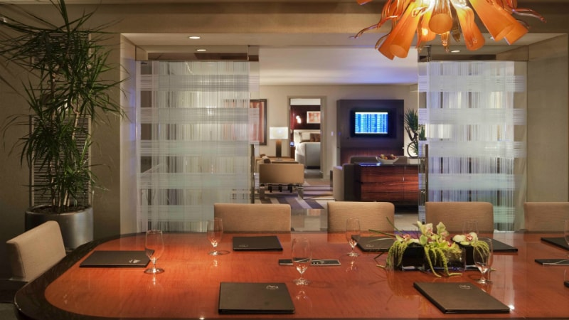 Hospitality Suite at Aria Las Vegas