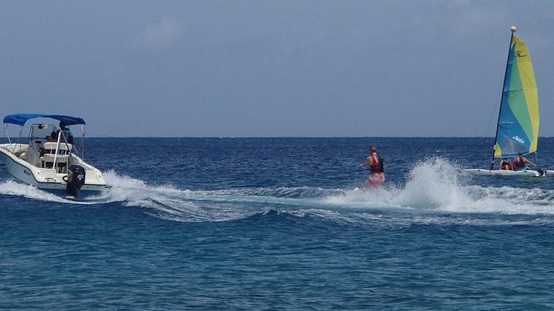 alex way legendary water skiing