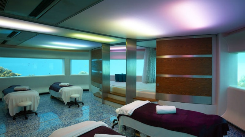 LIME Spa Rooms at Huvafen Fushi, Maldives