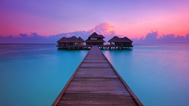 LIME Spa at Sunrise at Huvafen Fushi, Maldives
