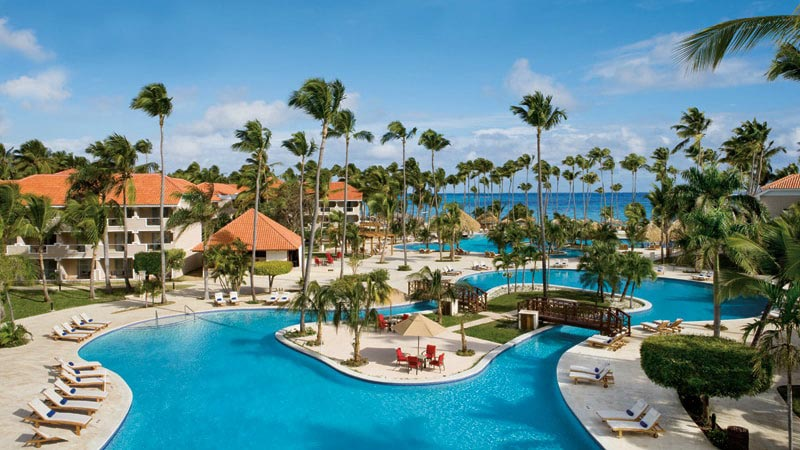Main Pool - Luxury Holiday at Dreams Palm Beach | Just Fly Business