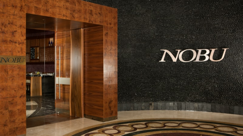 Nobu at Atlantis The Palm, Dubai