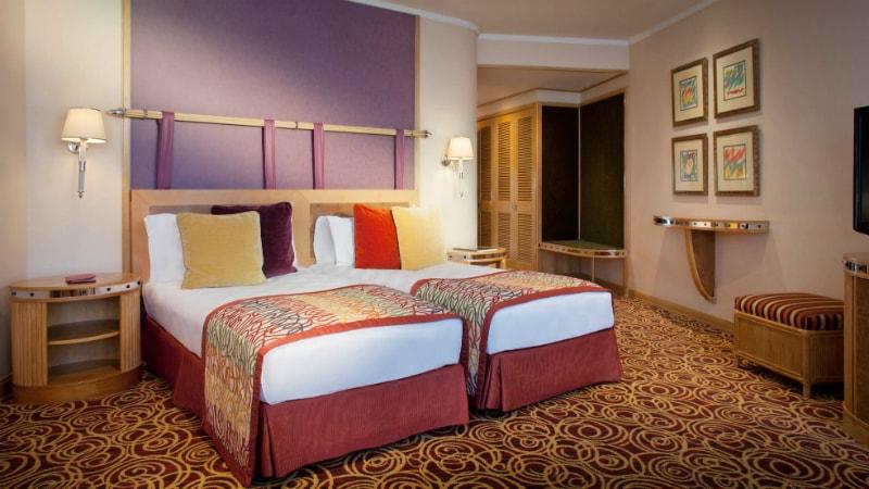 Ocean Club Room at Jumeirah Beach Hotel