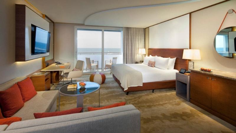 Ocean Superior Balcony Room at Jumeirah Beach Hotel