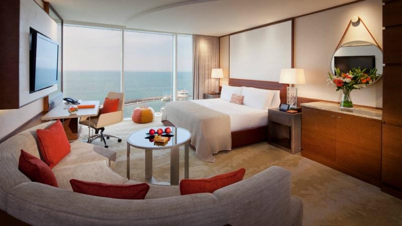 Ocean Superior Club Room at Jumeirah Beach Hotel