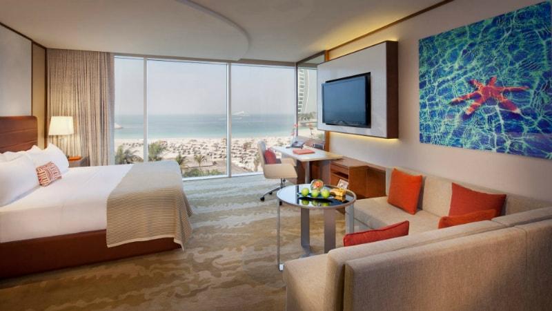 Ocean Superior Room at Jumeirah Beach Hotel