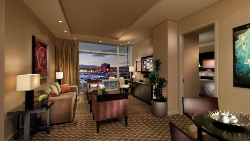 One Bedroom Aria Suite at Aria Las Vegas
