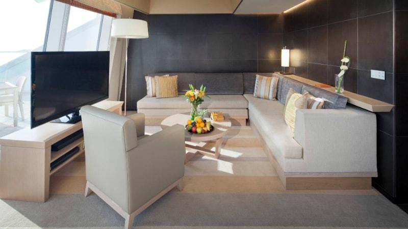 One Bedroom Ocean Suite at Jumeirah Beach Hotel