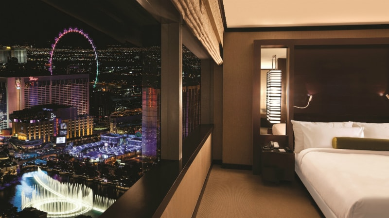 One Bedroom Penthouse Suite at Vdara Hotel & Spa