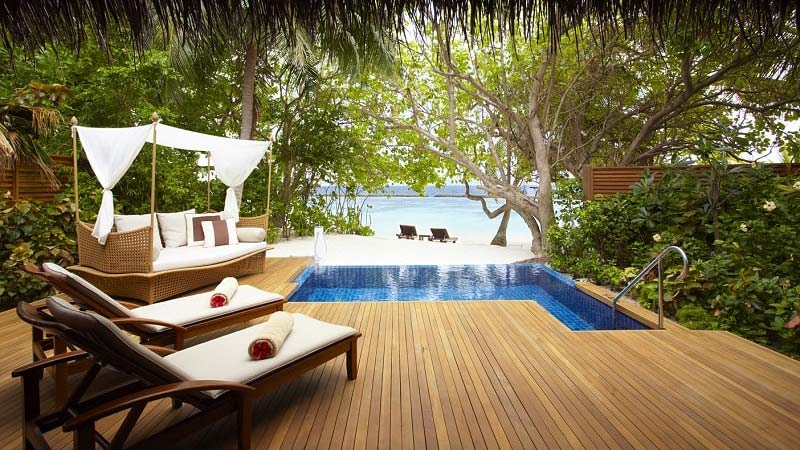 Pool Villa - Luxury Holiday at Baros   Just Fly Business