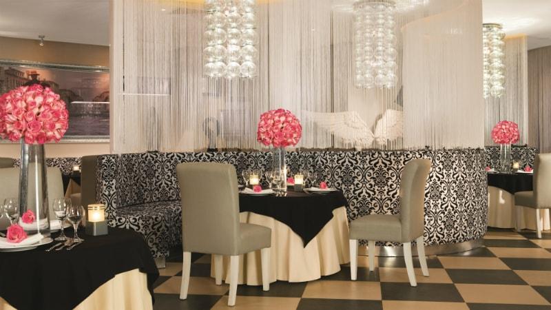 Portofino Restaurant at Dreams Palm Beach Resort & Spa