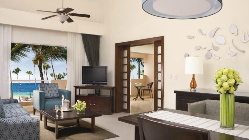 Presidential Suite at Dreams Palm Beach Punta Cana