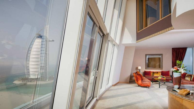Presidential Suite at Jumeirah Beach Hotel