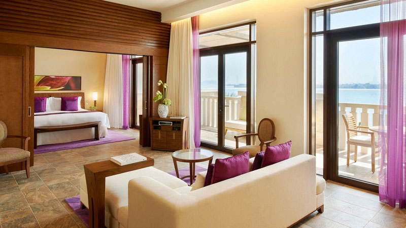 Prestige Suite - Luxury Holiday at Sofitel The Palm | Just Fly Business