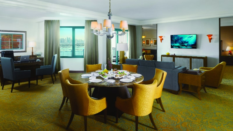 Regal Club Suite at Atlantis The Palm, Dubai