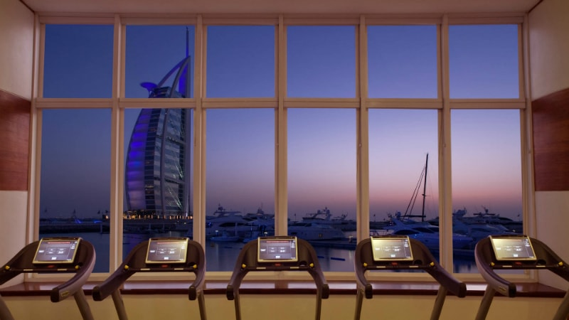 Talise Fitness Centre at Jumeirah Beach Hotel