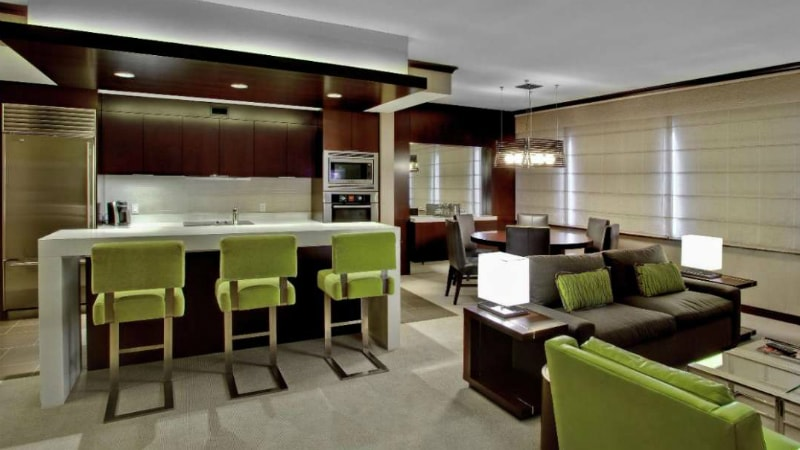 Two Bedroom Hospitality Suite at Vdara Hotel & Spa