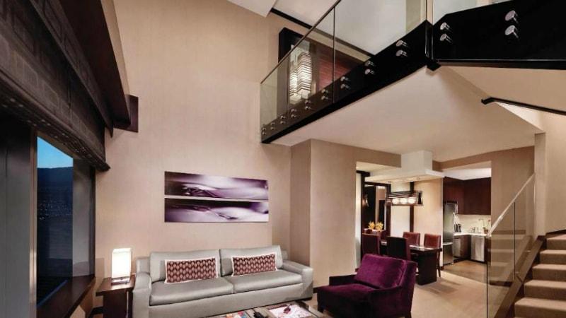 Two Bedroom Loft at Vdara Hotel & Spa