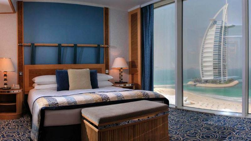 Two Bedroom Ocean Suite at Jumeirah Beach Hotel