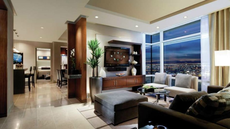 Two Bedroom Penthouse at Aria Las Vegas