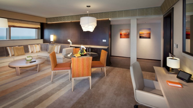 Two Bedroom Superior Suite at Jumeirah Beach Hotel