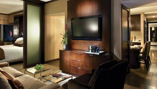 Vdara Hotel & Spa Room in Las Vegas
