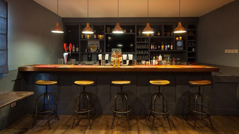 evening bar