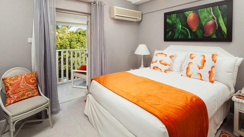 signature hotel room
