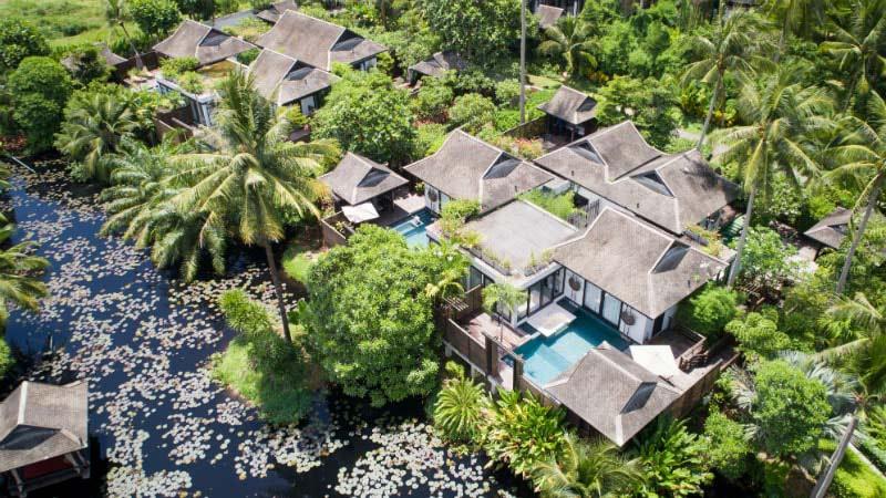 Aerial View - Luxury Holiday at Anantara Mai Khao Phuket - Just Fly Business