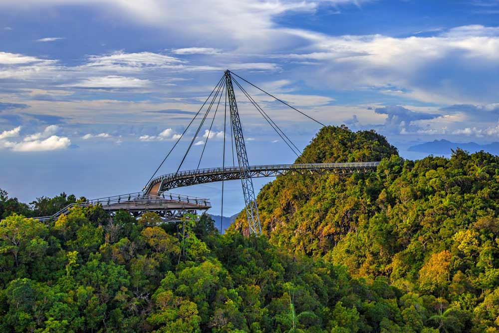 SkyBridge in Langkawi - Your Next First Class Destination - Just Fly Business
