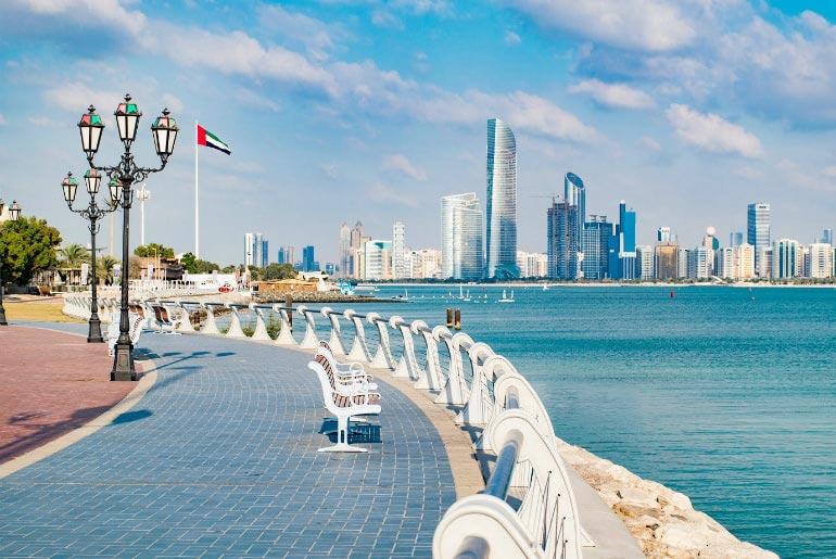 Abu Dhabi Foreshore
