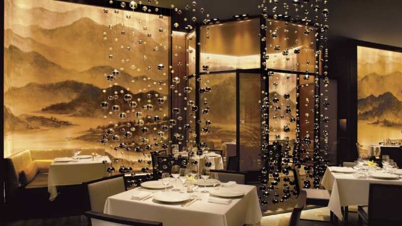 Fin Restaurant at Mirage Hotel & Casino, Las Vegas