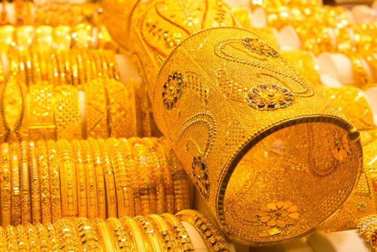 Jewelery - Gold Souk, Dubai