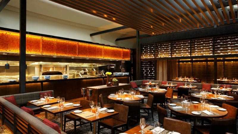 Heritage Steak Restaurant - Luxury Holiday at Mirage Hotel & Casino | Just Fly Business