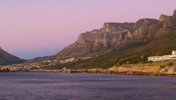 12 Apostles south africa view