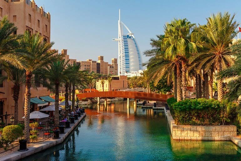 Medinat - Holiday Guide to Dubai | Just Fly Business