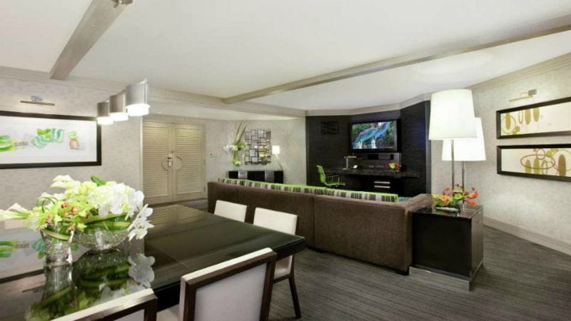 Hospitality Suite at Mirage Hotel & Casino, Las Vegas