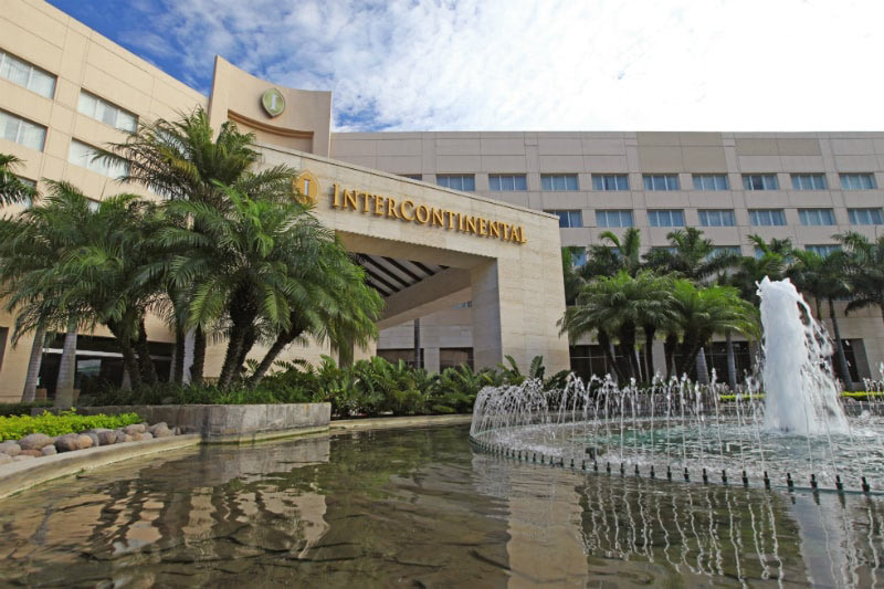 Intercontinental Hotel in San Jose, Costa Rica
