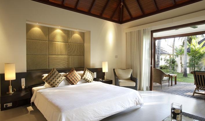 Hilton Seychelles Labriz Resort & Spa king garden villa