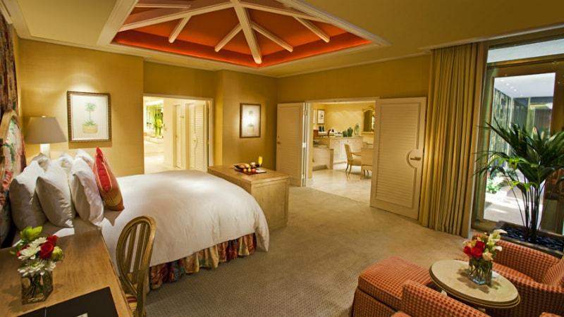 Lanai Bedroom at Mirage Hotel & Casino, Las Vegas
