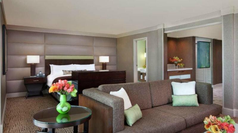 Mirage Suite at Mirage Hotel & Casino, Las Vegas
