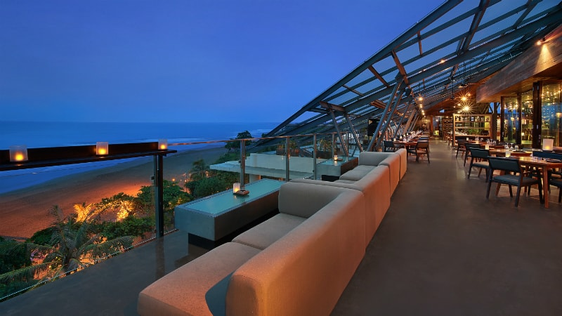 Moonlite Kitchen & Bar at Anantara Seminyak Resort, Bali