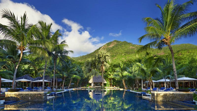 Pool - Luxury Holiday at Hilton Seychelles Labriz Resort & Spa | Just Fly Business