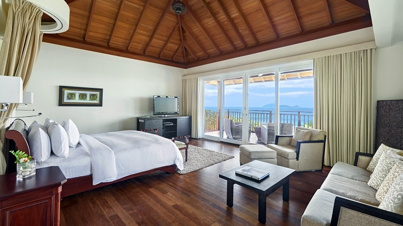 Presidential Suite - Luxury Holiday at Hilton Seychelles Labriz | Just Fly Business